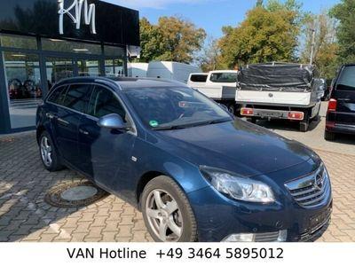 gebraucht Opel Insignia Innovation Tourer Navi Sitzklima Fahrer