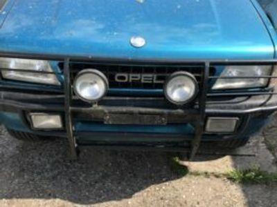 gebraucht Opel Frontera 4&4