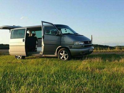 gebraucht VW T4 Ausstattungsrarität!!!Multi...
