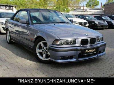 gebraucht BMW 318 Cabriolet i M Optik*Tüv Neu Klima*Leder*M Sitze