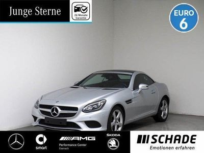 gebraucht Mercedes 180 SLCLED*Panorama*Airscarf*Totwinkel-A.* BC