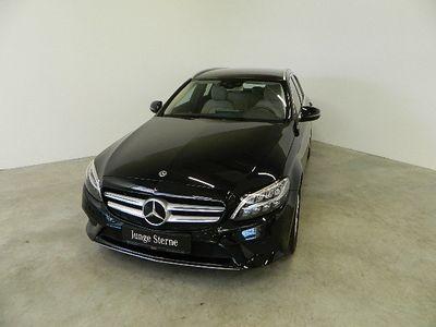 gebraucht Mercedes C200 T-Modell Avantgarde+Spur-P.+LED+Kamera