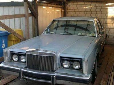 gebraucht Ford Lincoln Continental Mark VI US CAR V8 Bj 1...