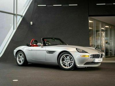 gebraucht BMW Z8 Roadster 5.0 V8 scheckheftgepflegt bei