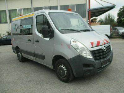 gebraucht Opel Movano B Kasten/Kombi Ka L1H1 2,8t - KLIMA - SHZ