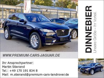 gebraucht Jaguar F-Pace 25d Prestige AWD | JAGAUR Berlin