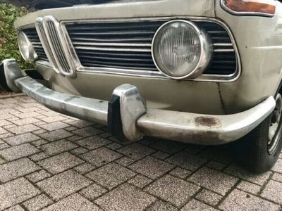 käytetty BMW 1800 1800ti 2000 Neue Klasse H 1969