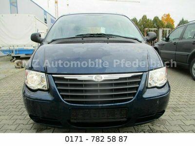 gebraucht Chrysler Grand Voyager 2.8 CRD SEBEHINDERTENGERECHT als Van/Kleinbus in Pfedelbach