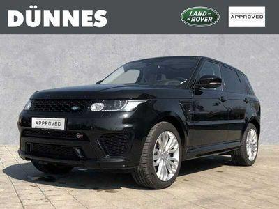 gebraucht Land Rover Range Rover Sport Neu 5.0 V8 S/C SVR