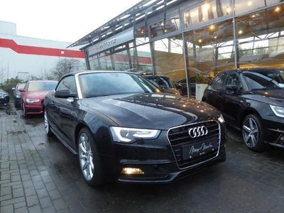 gebraucht Audi A5 Cabriolet 2.0 TDI Clean S-Line Style Navi