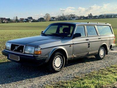 gebraucht Volvo 240 Kombi, Zahnriemen uvm neu, mit T...