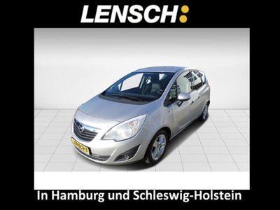 gebraucht Opel Meriva Design Edition *AHK*GJR*