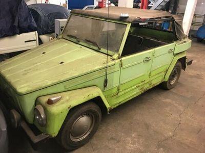 gebraucht VW 181 Kübel Kübelwagen Zivil