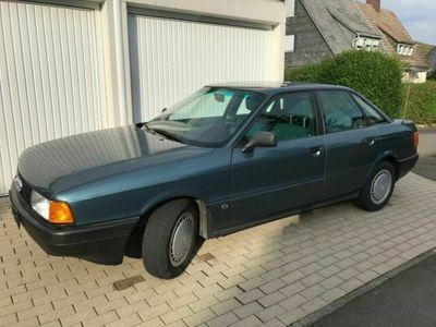 gebraucht Audi 80 / guter Zustand, Anhängerkupplung
