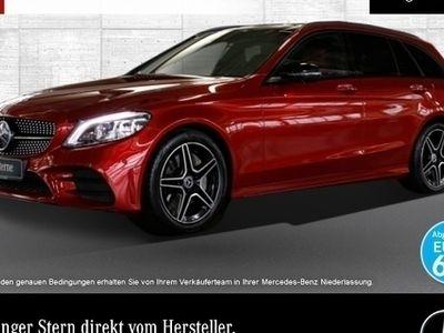 gebraucht Mercedes C300 T AMG 360° Pano Multibeam COMAND HUD Sitzh