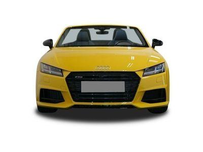 gebraucht Audi TT Roadster 2.0 TFSI quattro