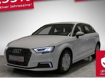 gebraucht Audi A3 Sportback e-tron 1.4 TFSI S tronic LED Navi