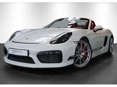 gebraucht Porsche Boxster Spyder Bose,InterieurSpyderClassic,adapt. Sportsitze,Digitalradio