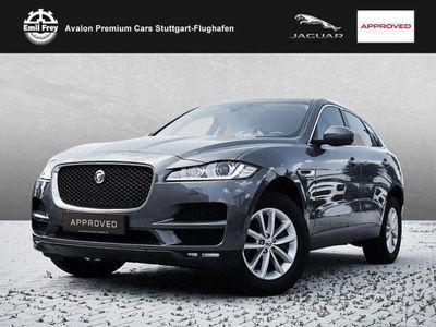 gebraucht Jaguar F-Pace 20d AWD Aut. Prestige