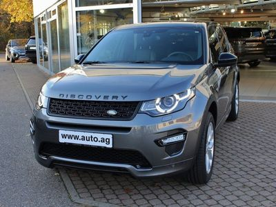 gebraucht Land Rover Discovery Sport SD4 240PS HSE APPROVED 2024