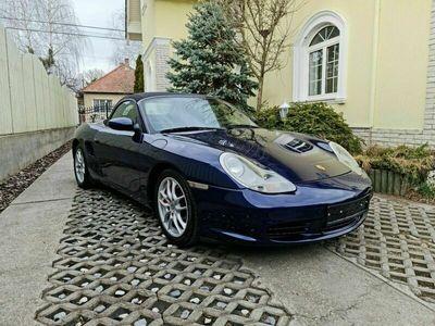 gebraucht Porsche Boxster S Triptronic/TopZustand/TÜVneu/92.000km! als Cabrio/Roadster in Pocking