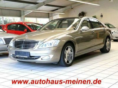gebraucht Mercedes S600 Lang Automatik als Limousine in Großefehn