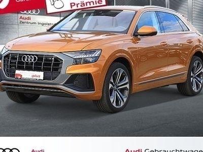 gebraucht Audi Q8 50 TDI S line 22 PANO AHK B&O NP:120TEUR
