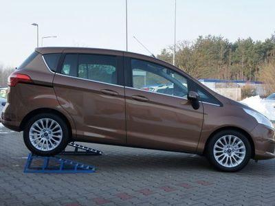 gebraucht Ford B-MAX 1.0EcoBoost Titanium Klimaaut.Sitzh.Tempo. W