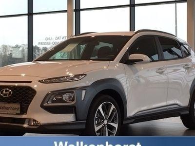 gebraucht Hyundai Kona Style 2WD 1.0 T-GDI EU6d-T LED Navi Rückfahrkam. Fernlichtass.