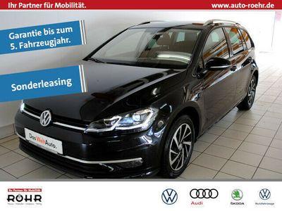 gebraucht VW Golf Variant VII JOIN (Garantie 08/2023,LED,AHK,Kamera,Navi,SH