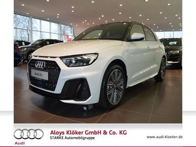 gebraucht Audi A1 Sportback S line 25 TFSI S tronic UPE 34.145,00