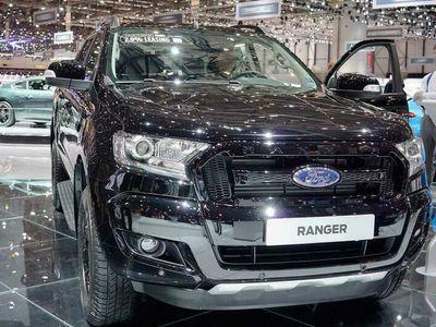 gebraucht Ford Ranger XL 2.0 TDCi Klima Temp Spur 2,0...