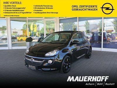 gebraucht Opel Adam Open Air   Faltdach   Navi   Parkpilot