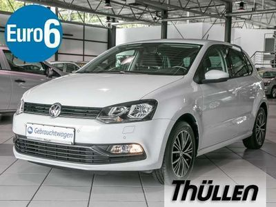 gebraucht VW Polo 1.0 Allstar