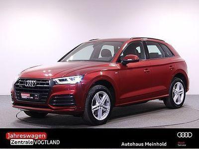 gebraucht Audi Q5 2.0 TDI cd quattro S tronic S line 2x,AHK,LED,SCH