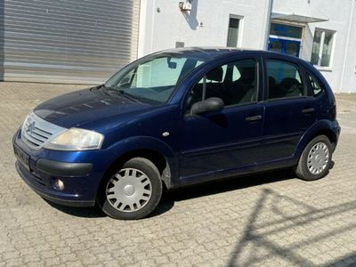 gebraucht Citroën C3 1.4 Confort/KLIMA/5-TÜRER/BENZINER/ELEKTR.FEN