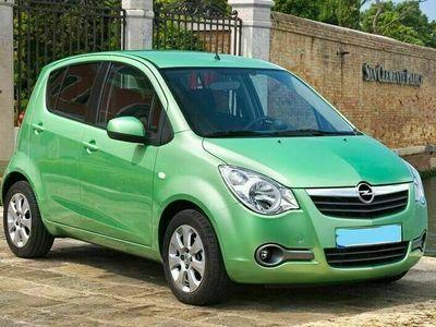 gebraucht Opel Agila B Edition+92.000KM+Automatic