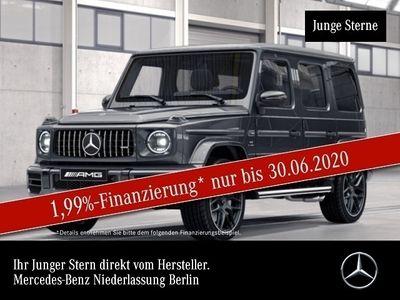 gebraucht Mercedes G63 AMG AMG designo Driversp 360° Multibeam Distr.