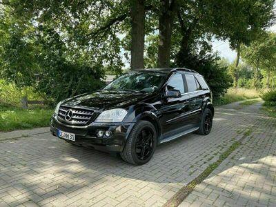 gebraucht Mercedes ML500 Mercedes W164| LPG | TÜV NEU