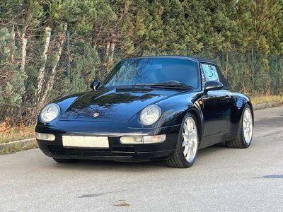 gebraucht Porsche 911 Carrera Cabriolet 993