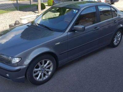 gebraucht BMW 318 Special Edition Individual