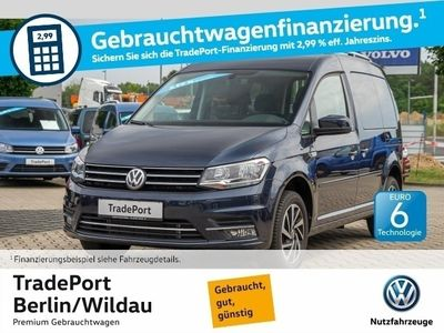 used VW Caddy JOIN