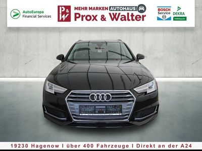 gebraucht Audi A4 Avant 40 TFSI Sport NAVI*Bi-XENON Mild-Hybrid