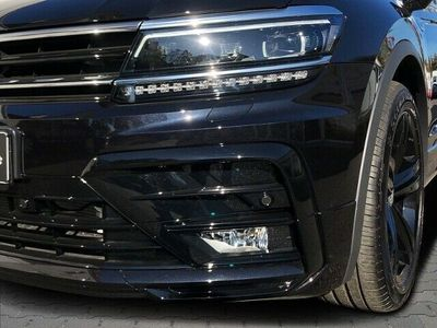 gebraucht VW Tiguan Black Style 1,5 l TSI 7-Gang-DSG