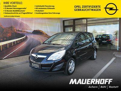 gebraucht Opel Meriva B Edition | Radio CD | Tempomat |