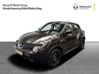 gebraucht Nissan Juke 1.6 4X2 ACENTA Klimaautomatic SUV