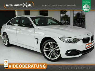 gebraucht BMW 420 Gran Coupé i xDrive Sport Line