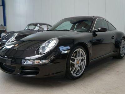 gebraucht Porsche 911 Targa 4 997Schalter/Bose/sehr gepflegt