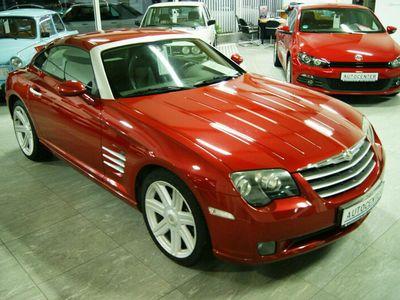 gebraucht Chrysler Crossfire 3.2 V6 Limited*Klima*Leder*Tempomat* als Sportwagen/Coupé in Erfurt