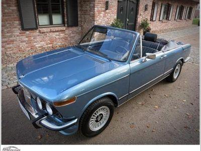 gebraucht BMW 1600 - 02 Vollcabrio Lumma Umbau H-Kennzeichen